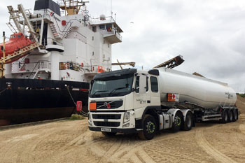 Swift and Bold Tanker